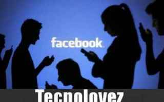 Facebook: facebook privacy tracciamento