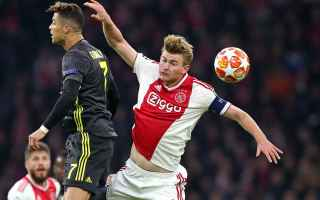 champions league  juventus  ajax