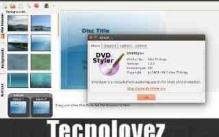 dvdstyler programma gratis dvd