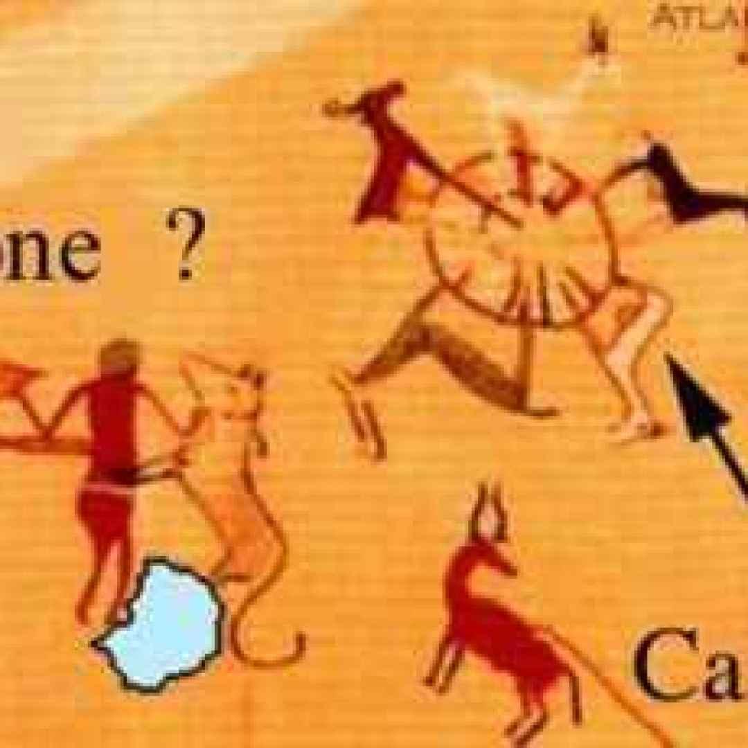 archeologia  egitto  mappamondo  misteri