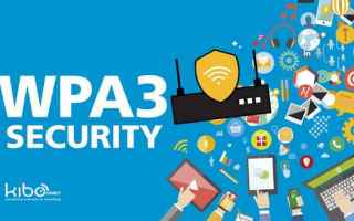 Sicurezza: wpa3 cyber-security