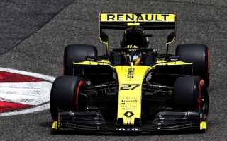 Formula 1: f1  renault  chinesegp  hulkenberg