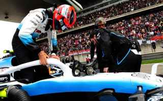 Formula 1: f1  williams  kubica  chinesegp