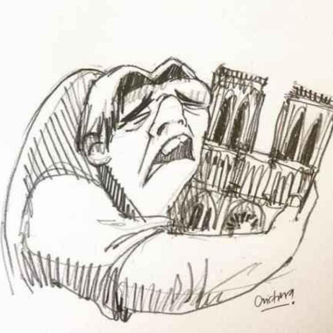 notre dame  parigi  quasimodo  disney