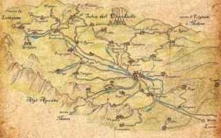 Storia: geografia  garfagnana  record  primati