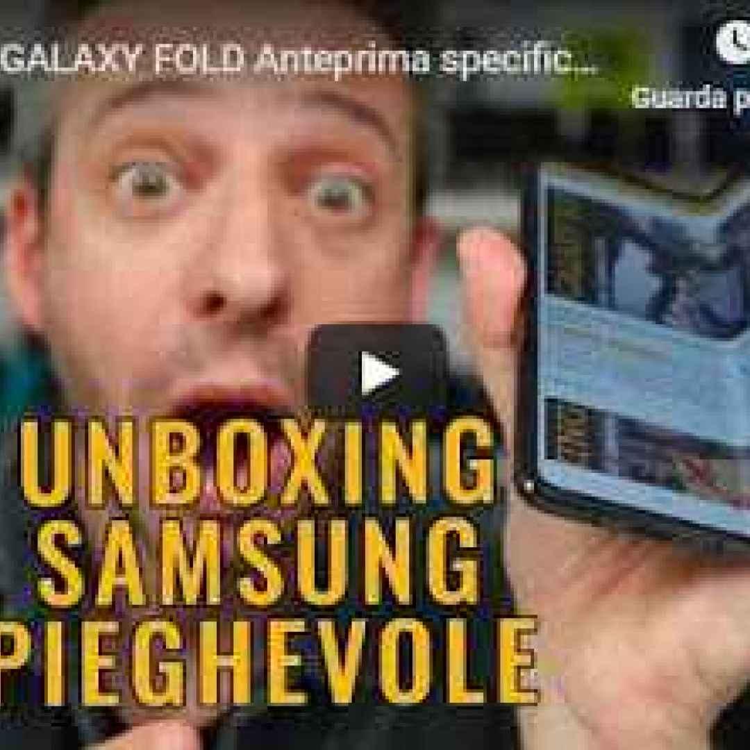 samsung smartphone cellulare video