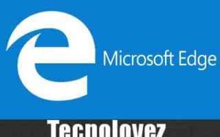 Microsoft: microsoft edge abilitare traduzione