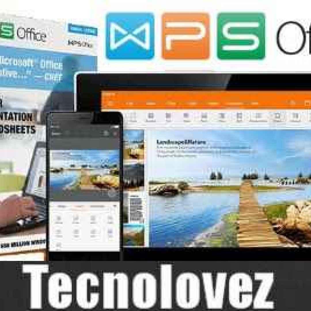 (WPS Office) La Migliore Alternativa Gratuita a Microsoft Office disponibile per Windows, Linux, Android e iPhone