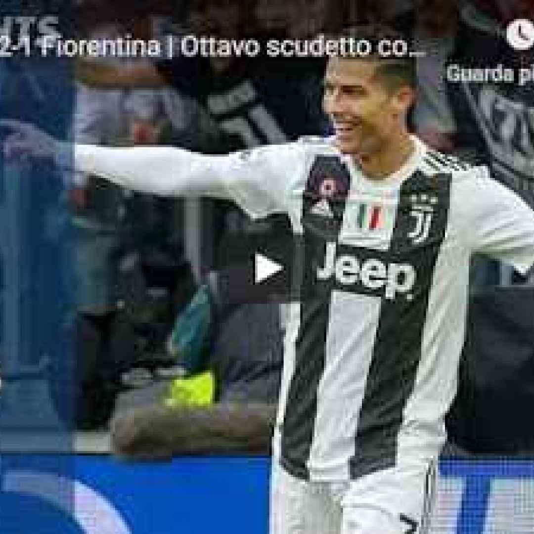 juventus fiorentina video calcio gol