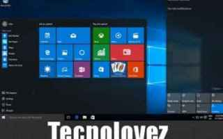 Computer: windows 10 gestione memoria windows