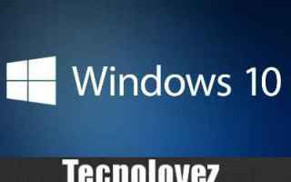 Computer: windows 10 installazione pulita