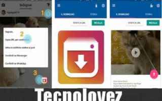 Instagram: video downloader for instagram  app