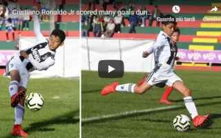 Serie minori: ronaldo cr7 juventus juve video