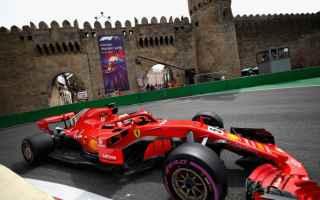 Formula 1: f1  azerbaijangp  ferrari  leclerc