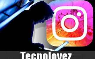 Instagram: instagram allarme privacy