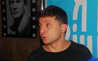 dal Mondo: ucraina  volodymyr zelensky  grillo