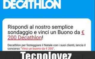 Sicurezza: truffa declathon truffe online truffe