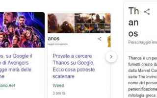 Cinema: avengers  thanos  google  cinema