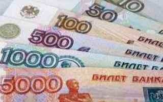 Borsa e Finanza: russia  tassi  scalping  cbr