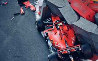 Formula 1: formula 1  baku  leclerc  ferrari