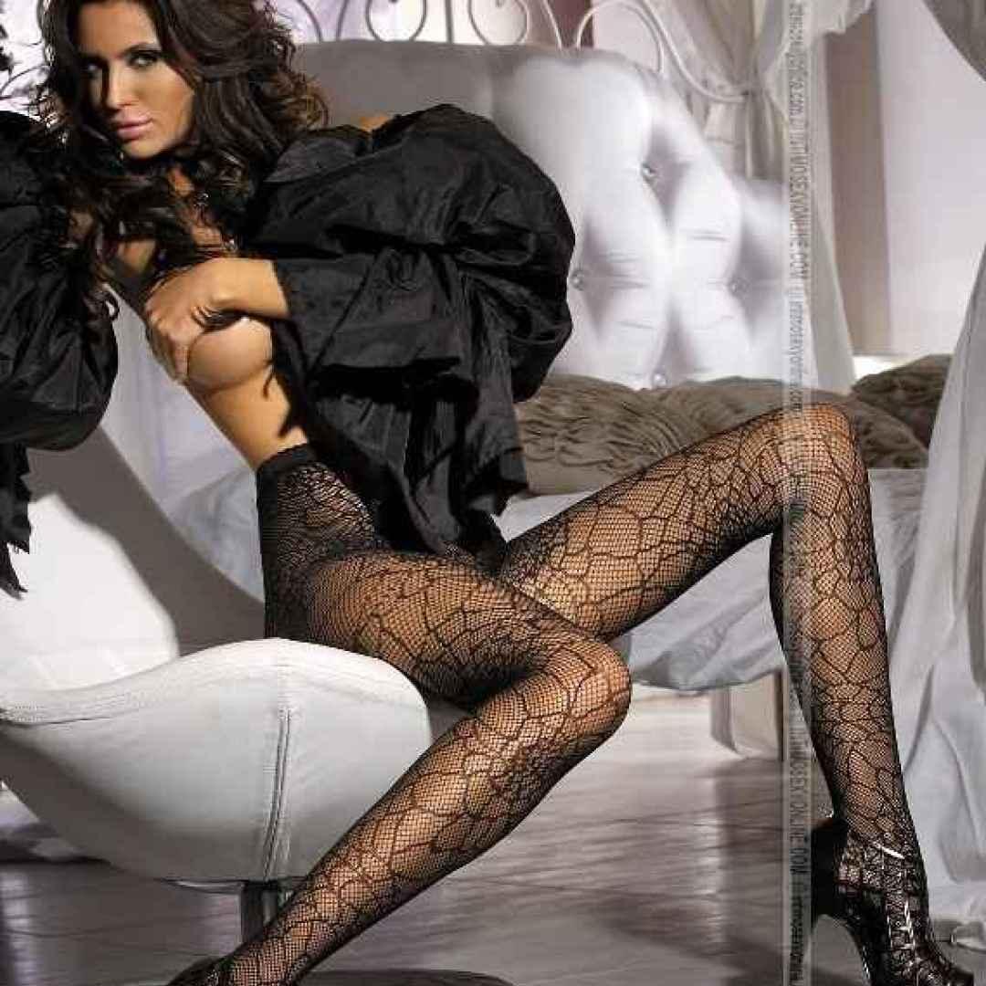 calze  collant autoreggenti calze a rete