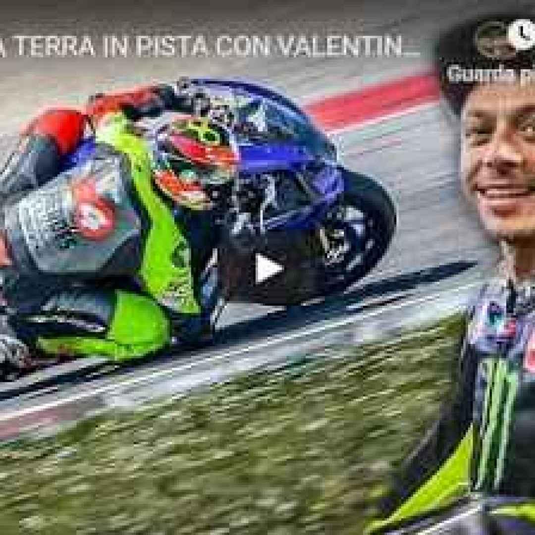 valentino rossi vr46 moto motori video