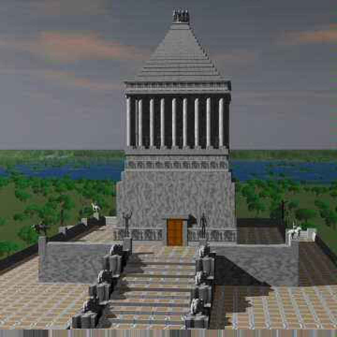 mausoleo  mausolo  artemisia  briosside