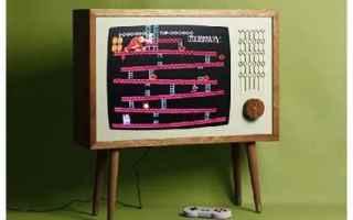 Console games: retroconsolle