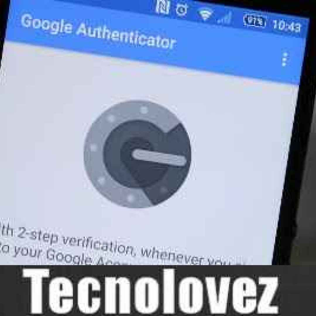 google authenticator backup