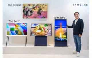 Televisione: samsung  smart tv
