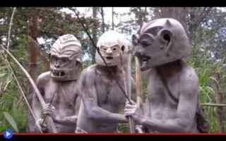 dal Mondo: tribù  tradizioni  società  costumi