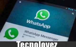 whatsapp leggere i messaggi