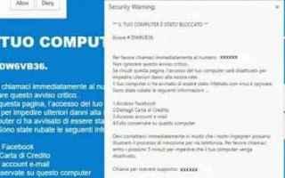 Sicurezza: sicurezza  informatica