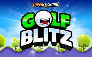 Mobile games: golf android iphone videogioco arcade