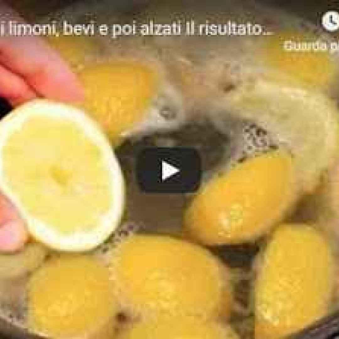 i limoni ti aiutano a perdere peso