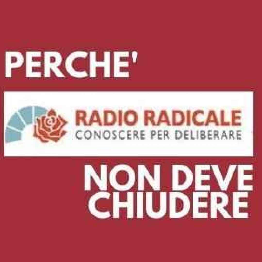 Dalla parte delle radio libere: Radio Radicale non deve chiudere