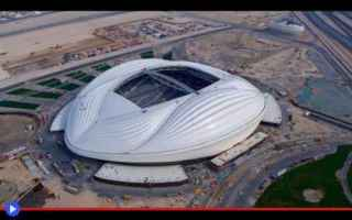 Calcio: architettura  stadi  qatar  fifa
