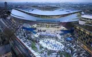 Il nuovo stadio è attivo da circa 1 mese. Unimpianto capace di generare ricavi per 800 mila sterlin