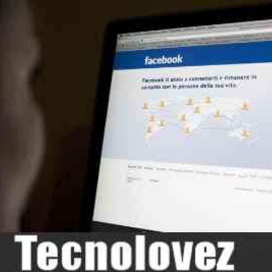 facebook social bambini multa