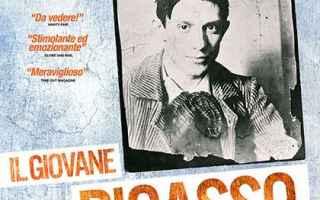 il giovane picasso arte  cinema  film