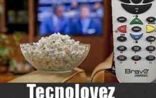 Televisione: lista  codice telecomando bravo