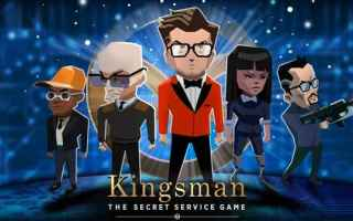 kingsman android iphone videogioco game