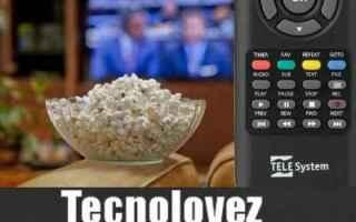 codici telecomando telesystem