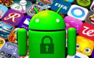 Android: applock sicurezza privacy android app