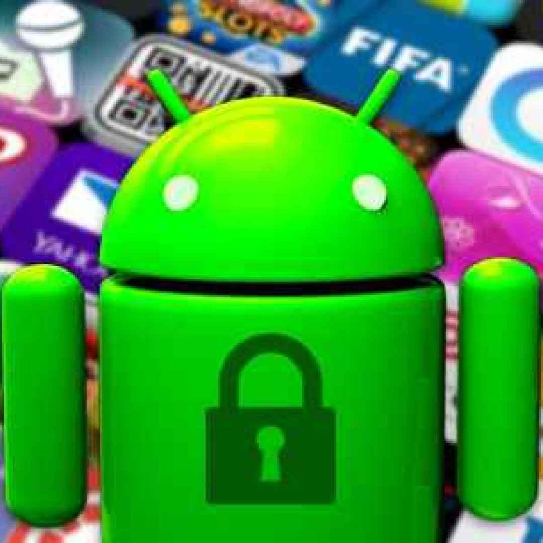 applock sicurezza privacy android app