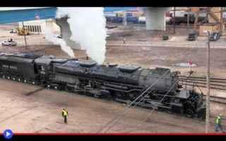 dal Mondo: treni  locomotive  tecnologia  usa