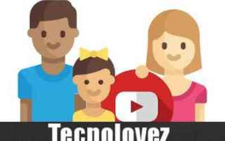 Computer: youtube disattivare controllo genitori