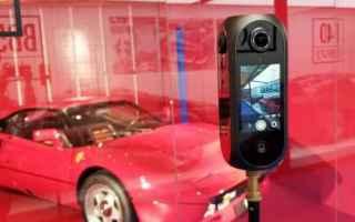 videocamera  realtà virtuale