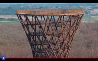 Architettura: architettura  danimarca  foreste  torri