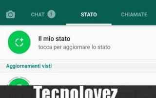WhatsApp: whatsapp storie profilo